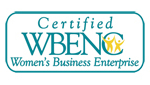 WBENC Certified Woman-Owned Business