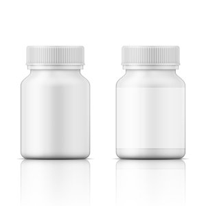 plastic pharmaceutical containers